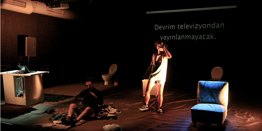 from the show | garajistanbul