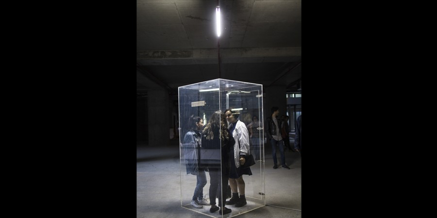 installation view by İpek Çınar