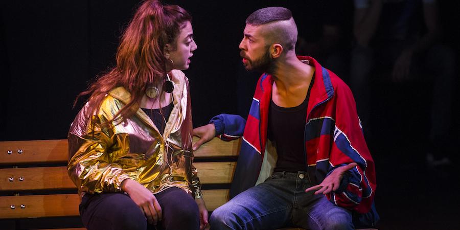 Sahibinden Kiralık, Istanbul Theater Festival - Photo by Ilgın Erarslan Yanmaz