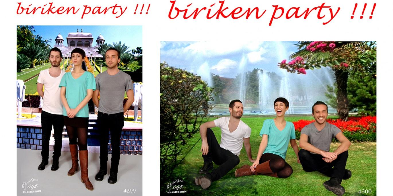 biriken party poster_2011