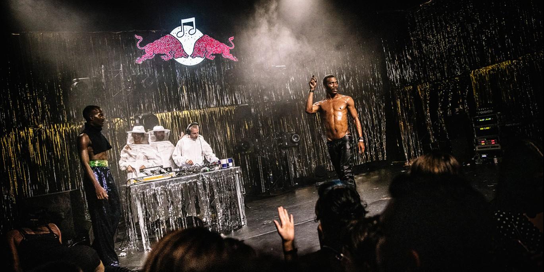 Ballroom Night Red Bull Music Festival - foto by Nuri Yilmazer