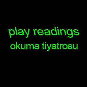 sahnelenmiş okumalar